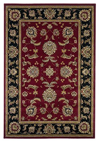 - KAS Oriental Rugs Cambridge Collection Bijar Octagon Area Rug, 7' x 7