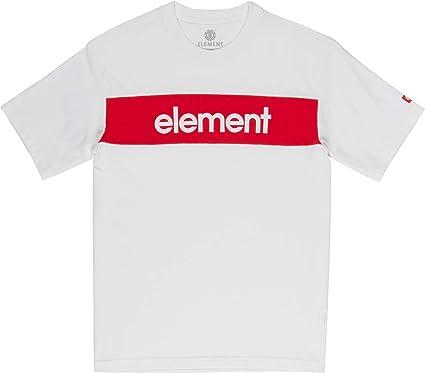 Element Camiseta Manga Corta Primo Flag - Algodón: Amazon.es: Deportes y aire libre