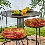 Greendale Home Fashions Round Indoor/Outdoor Bistro