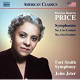 Florence Beatrice Price: Symphonies: No. 1 in E minor / No. 4 in D minor