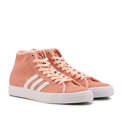 4d36a6e8f2f0c Amazon.com | adidas Matchcourt High Rx Sneakers CoralHaze/White ...