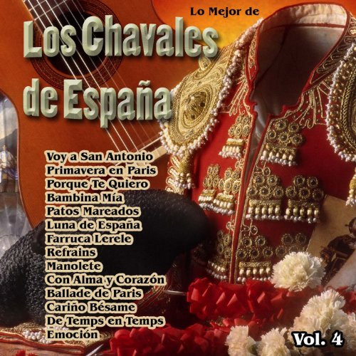 Lo Mejor De: Los Chavales de España Vol. 4