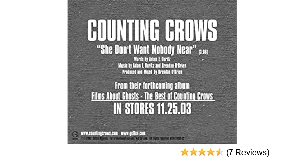 She Don\'t Want Nobody Near by Counting Crows on Amazon Music ...