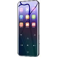 Odtwarzacz MP3, 16 GB, Bluetooth, odtwarzacz MP3 z ekranem o przekątnej 2,4 cala, HiFi bezstratny odtwarzacz muzyki z…