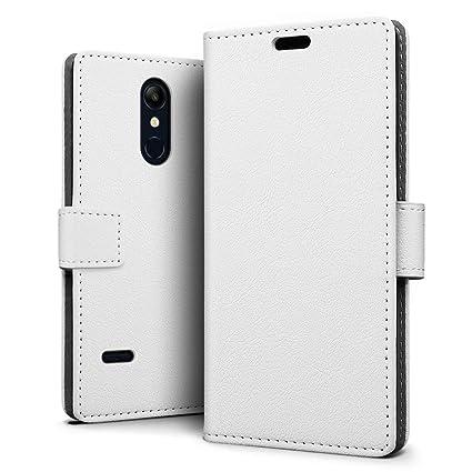 Amazon.com: LG K10 2018 SLEO – Funda de lujo delgadas de ...