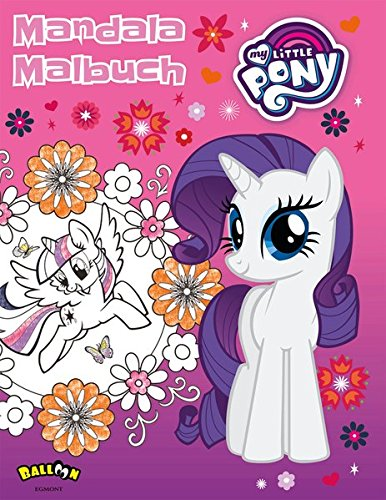 my-little-pony-mandala-malbuch