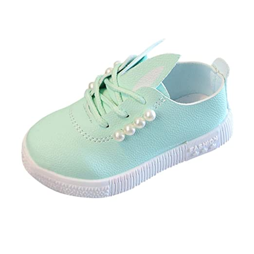 45b02de172f8f Amazon.com: Moonker Baby Girls Sneaker, Infant Toddler Girl Kids ...