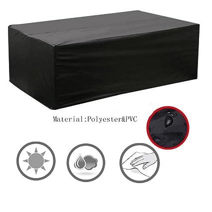 LAAT Sillas de Tabla Cubierta Protectora Muebles Impermeables ...