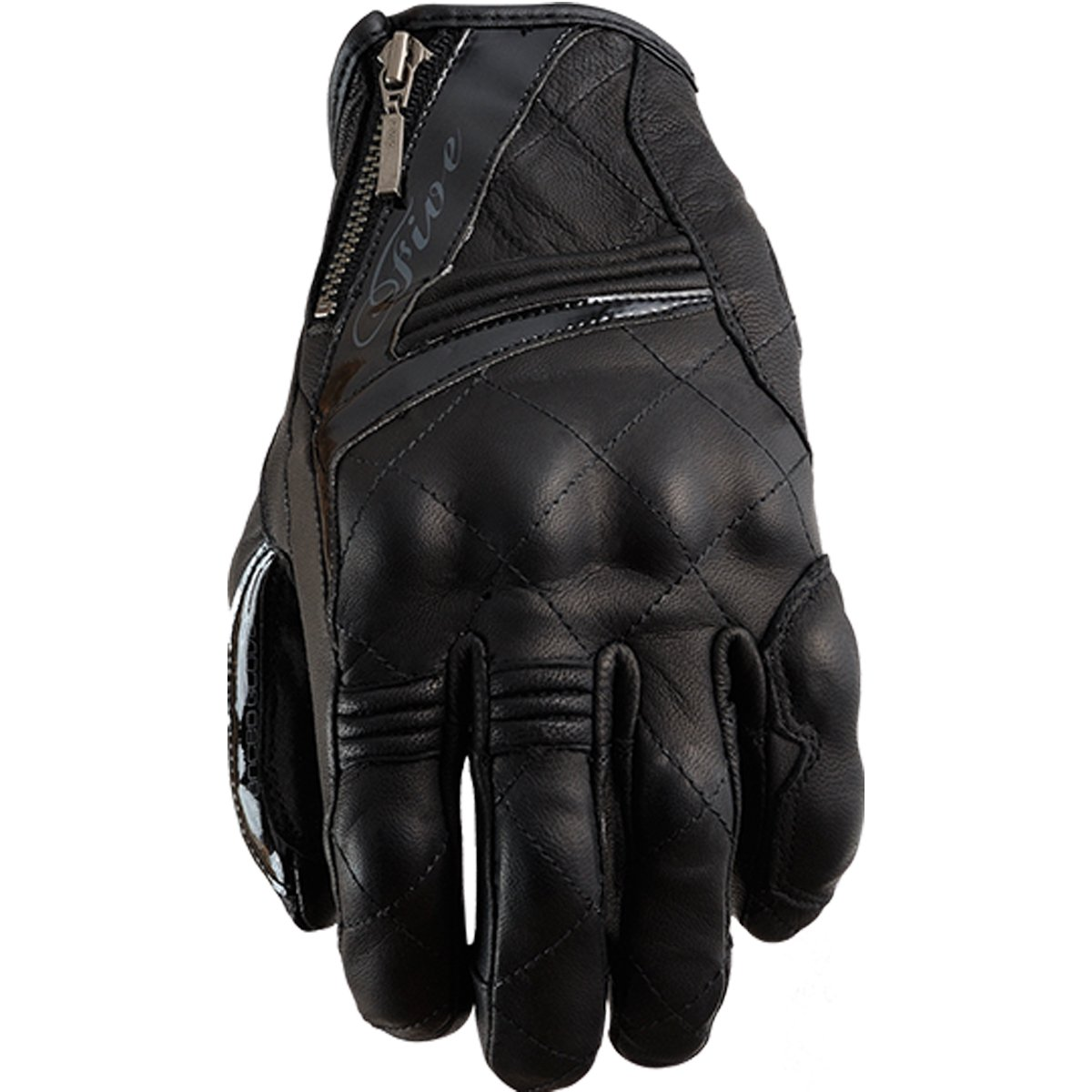 Five5 Sport City Premium Ladies Street/Urban Gloves Black LG