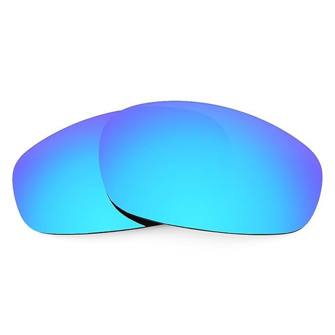 Revant Lentes Oakley Split Jacket (Azul Hielo) MirrorShield®: Amazon.es: Ropa y accesorios