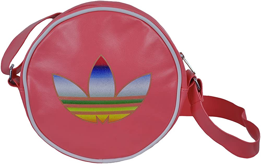 mirar televisión Parpadeo Manifestación  Adidas Originals Disco Bolso Bandolera - Rosa - Mujer Retro Originals  Bandolera | eBay