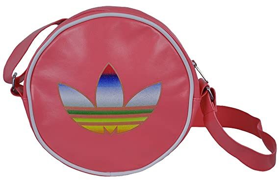 Adidas Disco Shoulder Bag Womens Retro Originals Messenger Pink   Amazon.co.uk  Clothing 5446c4f0e1e05
