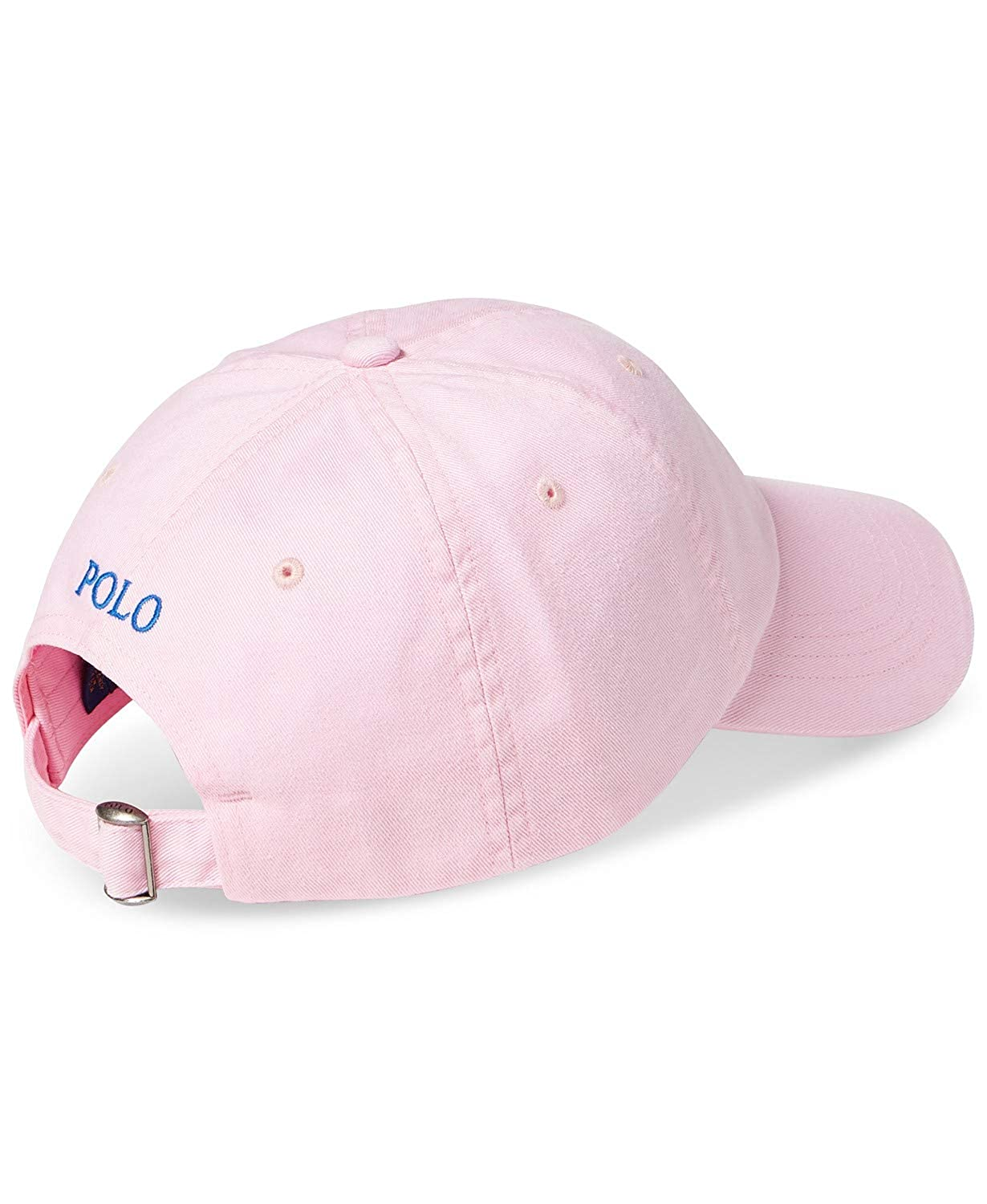 df2416aab56 Ralph Lauren Men s Baseball Cap One size - Carmel Pink  Amazon.co.uk   Clothing