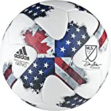 Adidas MLS Official Match Ball [WHITE] (5)