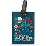 American Tourister Star Wars Luggage Tag, Darth Vader, One Size