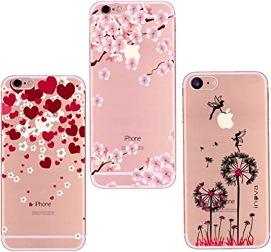 coque iphone 7 apple rouge pas cher