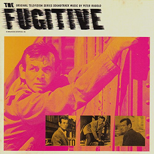 The Fugitive - Original Television Series Soundtrack Music by Peter Rugolo