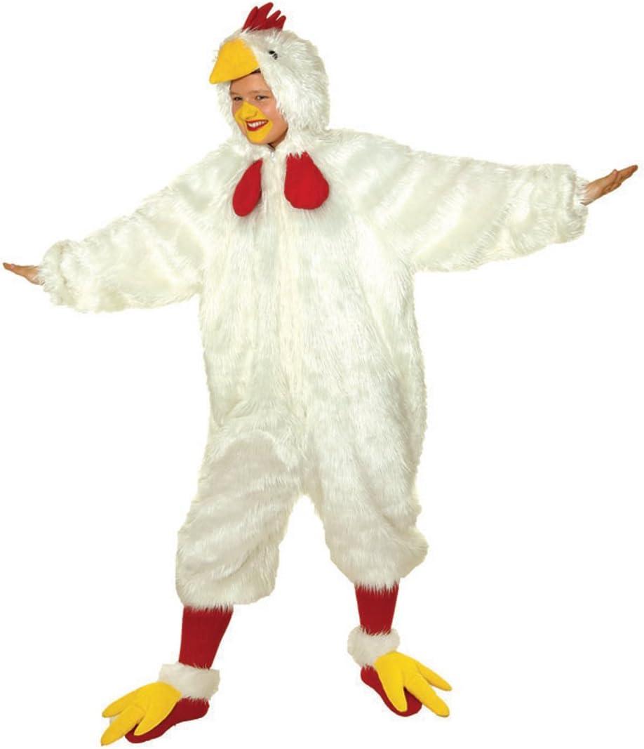 Disfraz de pollo disfraz de animales de todo el cuerpo para hacer ...