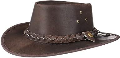 Sombrero de Piel Hooley sombrero de hombresombrero de piel sombrero de hombre