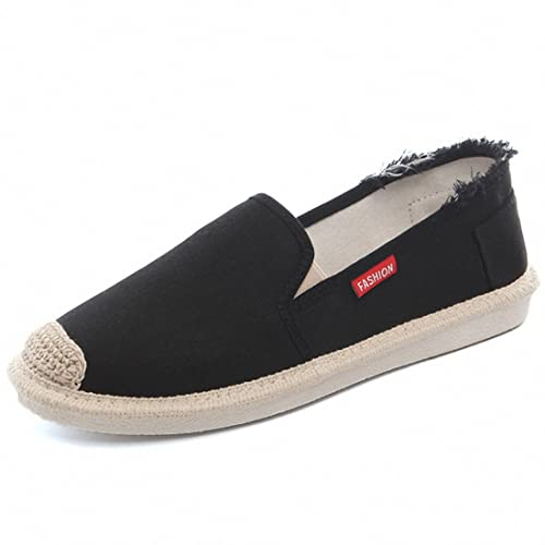 06ceb91a474a6 Women's Mesh Slip On Loafer Casual Flats Walking Espadrille Sneakers