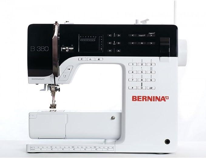 Bernina 8100000162554 - Máquina de Coser 380: Amazon.es: Hogar