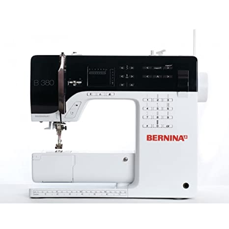 Bernina 8100000162554 - Máquina de Coser 380