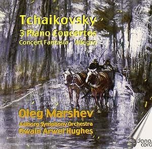 3 Piano Concertos