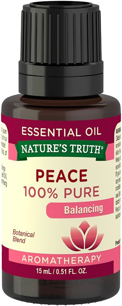 Nature's Truth Essential Oil, Peace, 0.51 fl. oz.