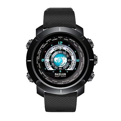 Amazon.com: Docooler Smart Watch Heart Rate Monitor Fitness ...