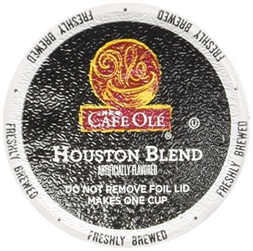 Cafe Ole Taste of Texas Houston Blend 12 Count K-cups (Pack of 2)
