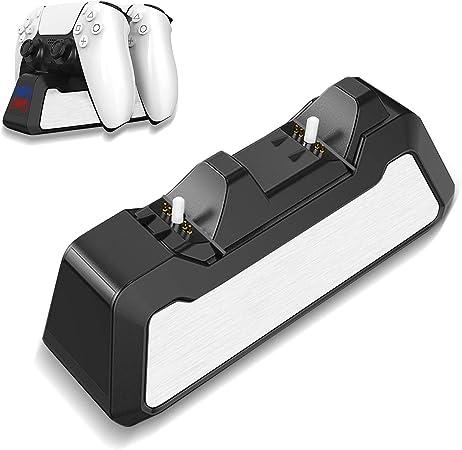EEEKit Base de Carga del Controlador PS5, Cargador del