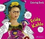 Coloring Book Kahlo, Andrea Weibenbach, 379133977X