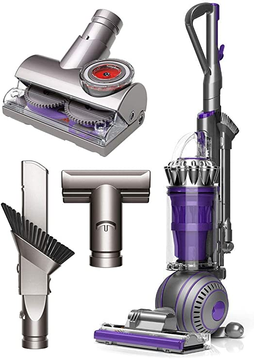 dyson ball animal 2 total clean upright vacuum cleaner, blue
