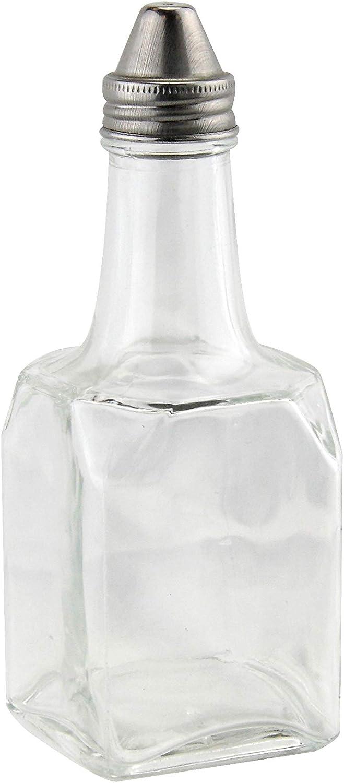 Apollo Glass Vinegar Shaker Clear