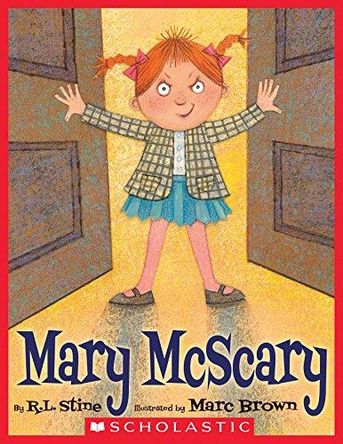 Mary McScary (Activity Scholastic Storybook)