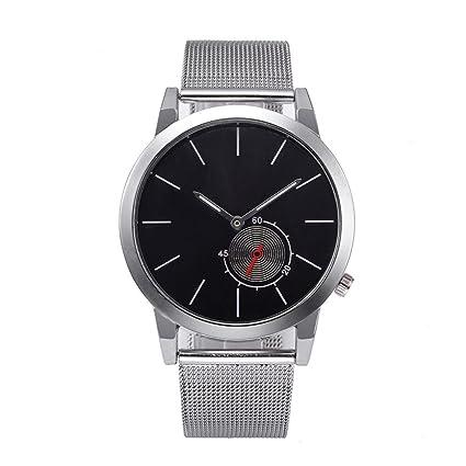 2018 Temperamento Elegante y Simple Reloj exitoso Reloj empresarial para Hombres y Mujeres