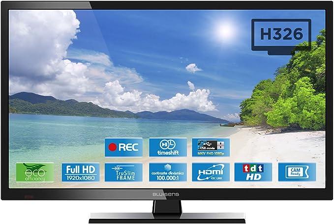 Blusens Technology S.L.U Blusens h326b24a led 24 full hd: Amazon ...
