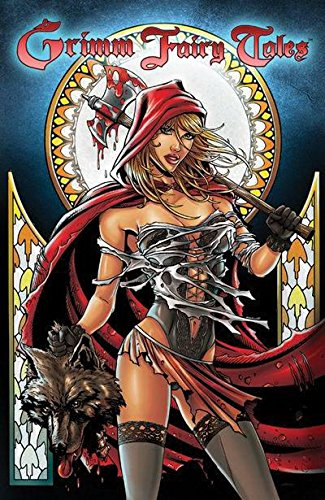 GRIMM FAIRY TALES HC/dj, V 1 / 2, NM, New, 2008, 1st, Zenescope, book