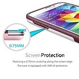 TILL Galaxy S5 Case, (TM) Hybrid Impact 3 Color