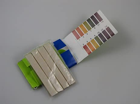 Amazon Indicator 160 Litmus Paper Ph Test Strips Alkaline Acid