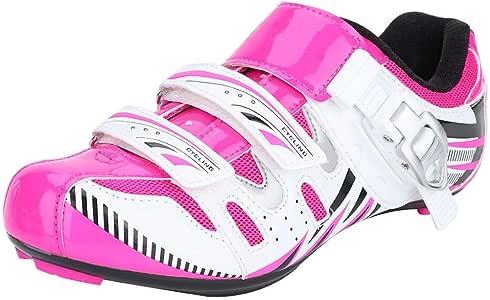 Alomejor 1 Par Ciclismo Zapatos para Bicicletas Zapatos de ...