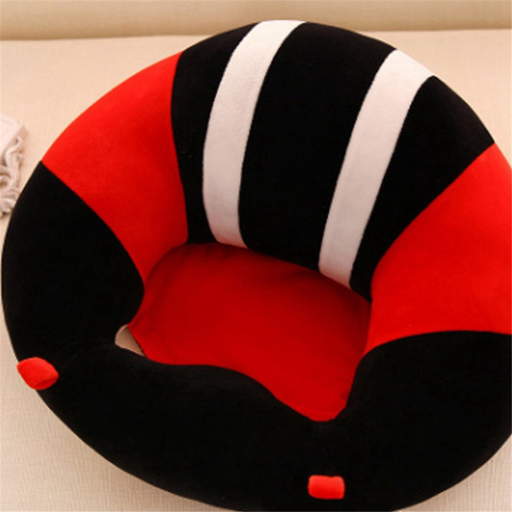 Infant Sitting Chair, SHZONS Children's Sofa Baby Chair Support Sofa Baby Protective Chair Baby Learns to Sit in Safety Seats