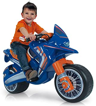 Amazon.com: Injusa garras moto 6 V paseo en: Toys & Games