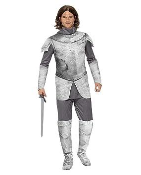 Horror-Shop Traje de caballero medieval M: Amazon.es ...