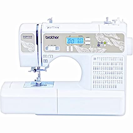 Amazon Brother Sewing RSQ40 Refurbished Computerized Quilting Unique Refurbished Brother Sewing Machine