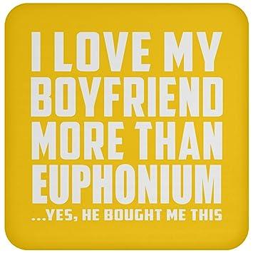 Designsify I Love My Boyfriend More Than Euphonium