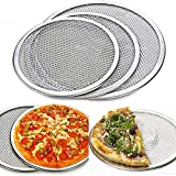 Wall of Dragon Flat Mesh Pizza Screen Oven Baking Tray Net Bakeware Cookware kitchen baking tool