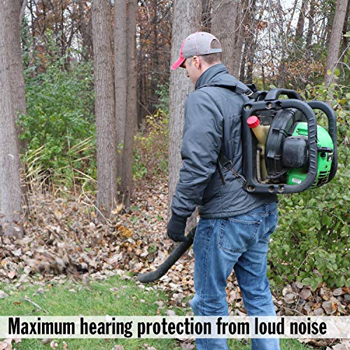 Mack's Maximum Protection Soft Foam Earplugs, 50 Pair – 33 dB Highest NRR – Comfortable Ear Plugs for Sleeping, Snoring, Loud Concerts, Motor Sports and Power Tools by Mack's (Image #6)