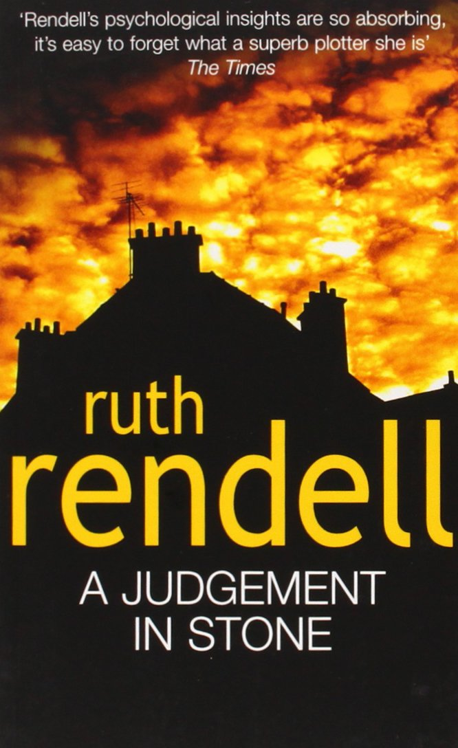 A Judgement In Stone: Amazon.es: Rendell, Ruth: Libros en idiomas extranjeros