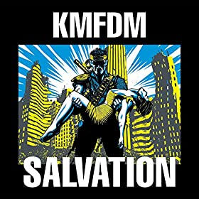 new KMFDM EP available on Amazon.com